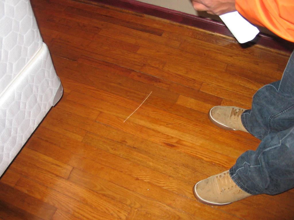 scratches wood floor scratches wood brazilian tigerwood hardwood flooring. Black Bedroom Furniture Sets. Home Design Ideas