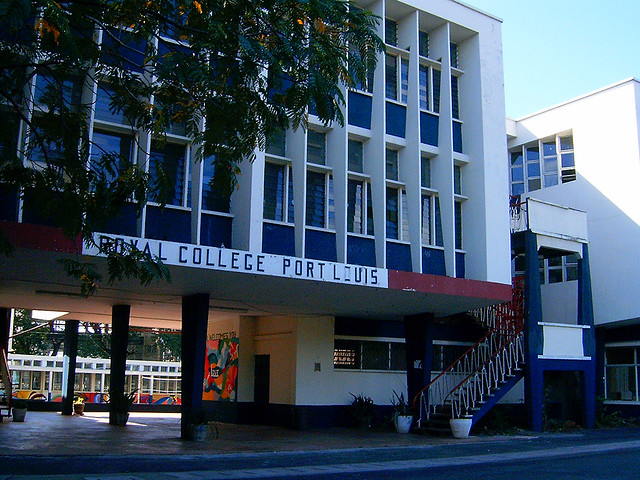 royal college port louis flickr photo