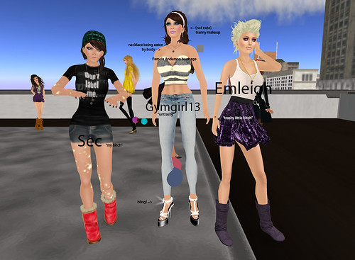 Secondlife Hot Or Not How Stylish Is Your Secondlife Avatar 39 S Hair Clothing And Style