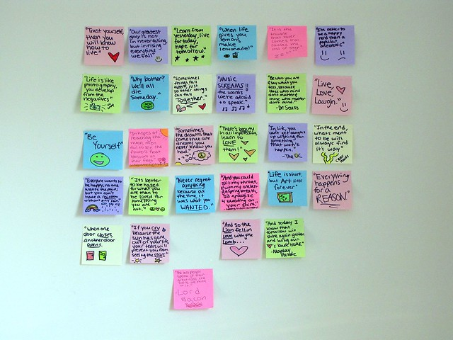 Quotes On Sticky Notes: 3261818668_12b4f8e635_z.jpg