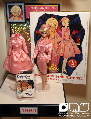 Sparkling Pink™ Barbie® Doll Gift Set Due in June, this giftset should retail for about $100.