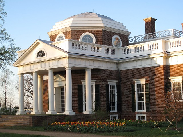 Monticello home of thomas jefferson flickr photo sharing for Thomas jefferson house monticello