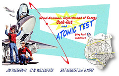 52nd Annual Department of Energy Cookout and Atomic Test