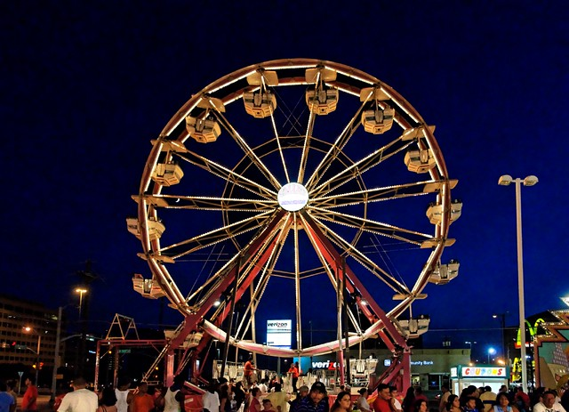Ferris Wheel - #3451
