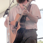 Sam Beam inspires mad kissing throughout the crowd. By WFUV
