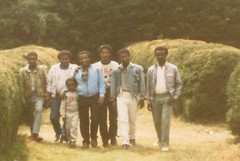 Haftamu, Alem, Haftu gidey, Teferi Teka, G.yohannes & other teachers friends of ours