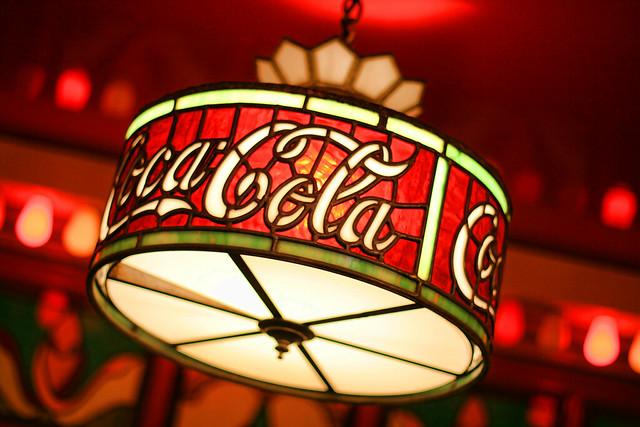 Coke Corner