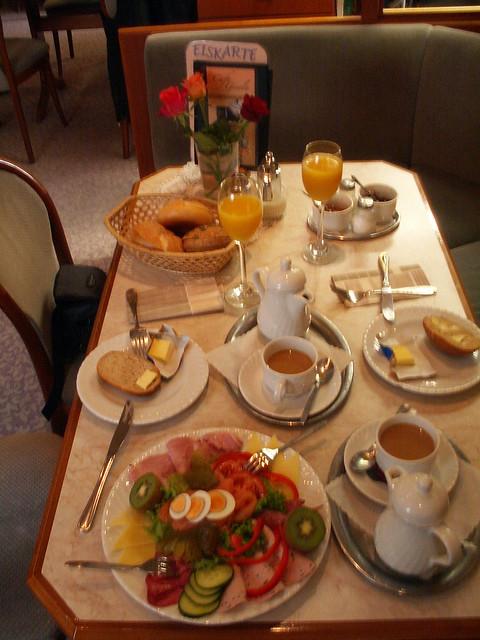 Tasse Kaffee auf dem Tisch Picknick Schwabach