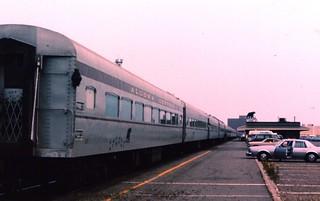 Algoma Central Railway, Sault Ste Marie, ON, Station