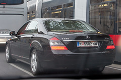mercedes-benz w212(0.0), mercedes-benz w221(0.0), automobile(1.0), automotive exterior(1.0), executive car(1.0), wheel(1.0), vehicle(1.0), automotive design(1.0), mercedes-benz(1.0), rim(1.0), compact car(1.0), bumper(1.0), mercedes-benz s-class(1.0), sedan(1.0), land vehicle(1.0), luxury vehicle(1.0), vehicle registration plate(1.0),