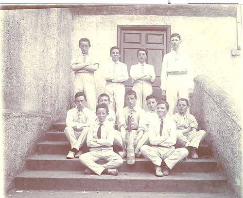 Crescent Cricket team, (1905)