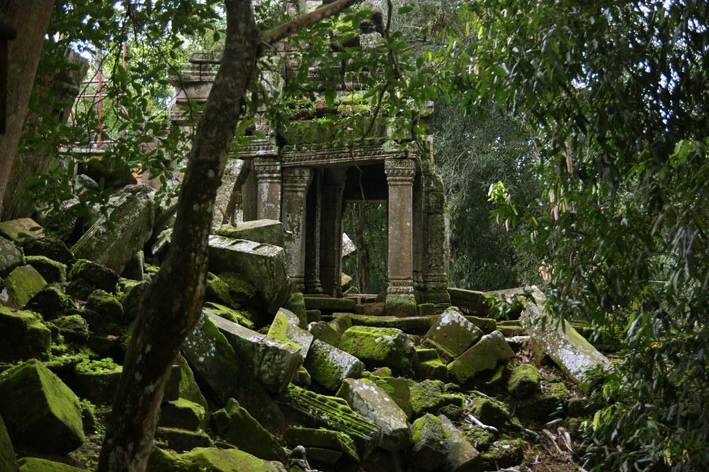 2009-09-03 09-07 Siem Reap 147 Angkor, Ta Prohm