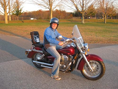 Motorcycle Ben