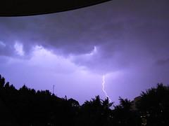 storm, thunder, thunderstorm, lightning, cloud, darkness, sky,