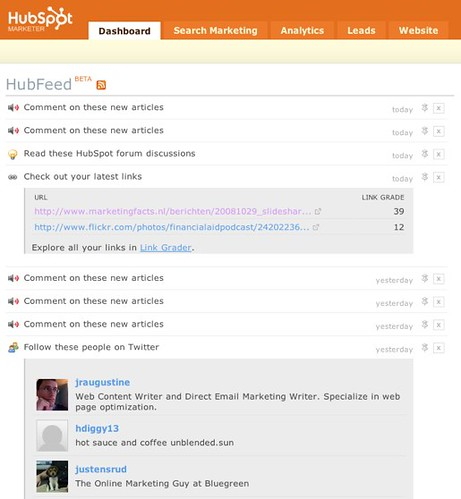 hubspot how to create views