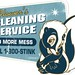 Flower's cleaning service