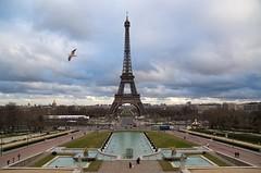 Tour Eiffel from Trocadéro