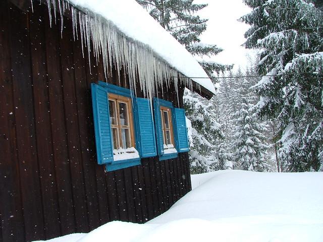 Little house in Oravska Polhora