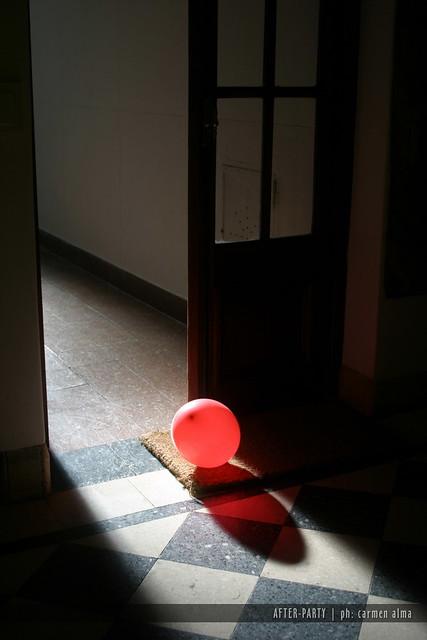 GLOBO [4533] Red Balloon