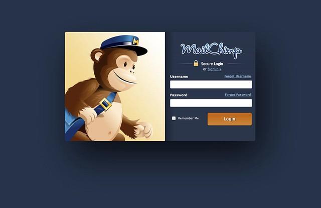 Login   MailChimp - email marketing made easy