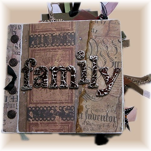 Family Heritage Cover by emas place