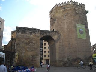 Image of Torre de la Malmuerta. españa tower spain torre andalucia cordoba spagna malmuerta