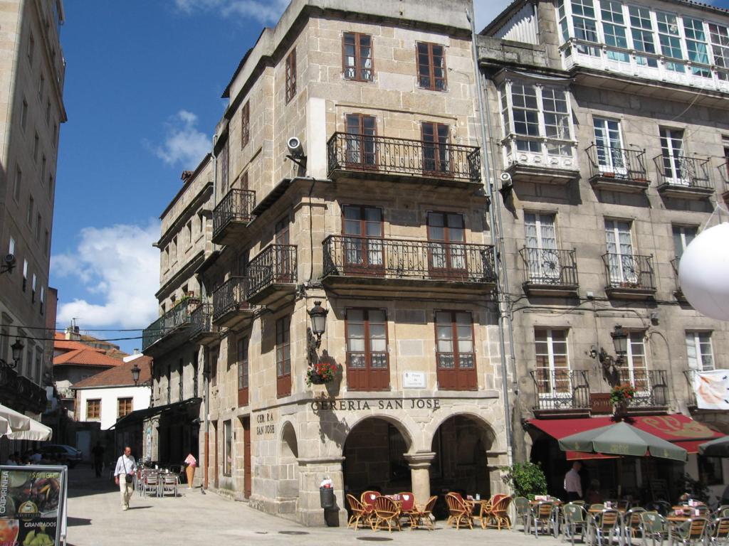 Praza da Constitución, Vigo