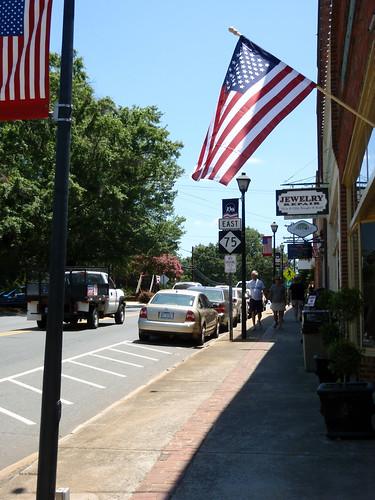 bandeira americana EUA 4 julho