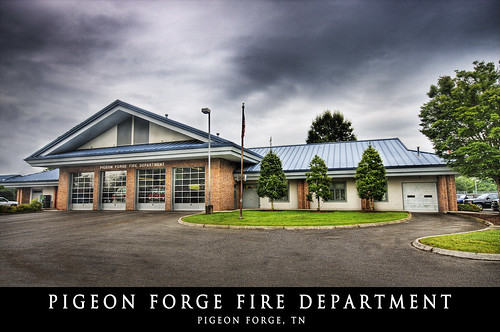 Pigeon Forge Fire