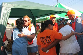 Hurricane Katrina Relief - New Orleans - Oct 2005