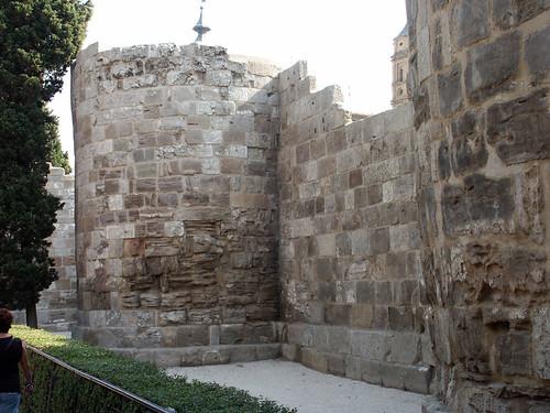 Murallas romanas (Zaragoza)