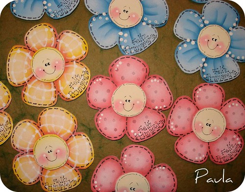 Manualidades de primavera en microporoso - Imagui