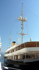 Nero Yacht in Monaco