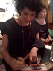 Annie Clark at Murat Theatre
