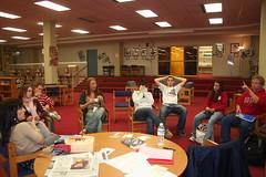 HS Book Club 2009-10