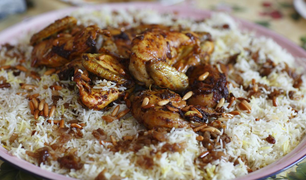 blog cuisine arabe | ohhkitchen