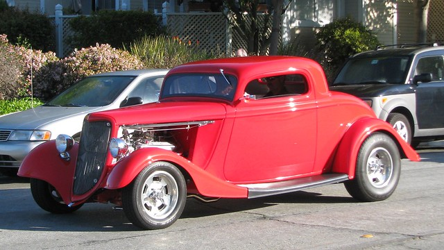 1934 ford 3 window coupe custom 39 r34htrd 39 2 flickr for 1934 ford 3 window coupe custom