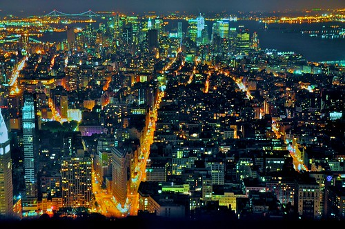 Big City, Bright Lights (2)