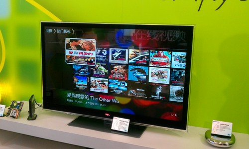 VIA QuadCore @ Computex 2011-Smart TV Video on Demand