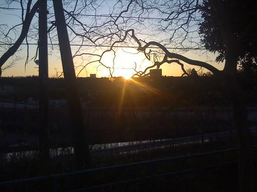 sunrise newyear 2009