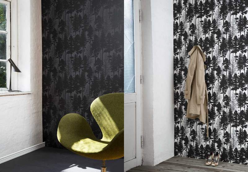 wallpaper sale at ferm living door sixteen. Black Bedroom Furniture Sets. Home Design Ideas
