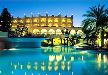 Atrium Palace Resort hotel rhodes