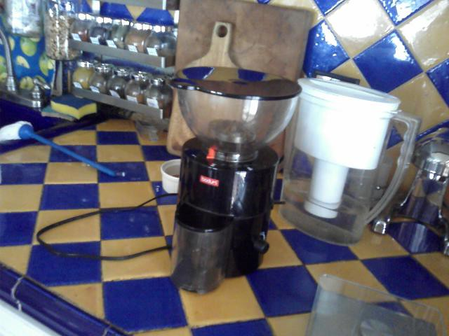 Bodum Coffee Grinder Motor Running But Won T Grind