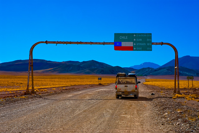Viva Chile | Entering Chile and the Atacama Desert | The World by