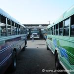 In-Between Buses - Santa Ana, El Salvador