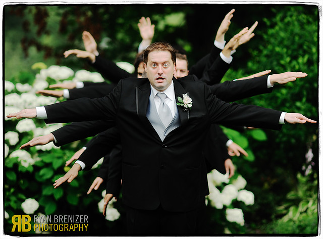 Rules for Shooting Groomsmen