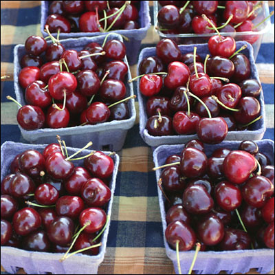 healthy foods cherries