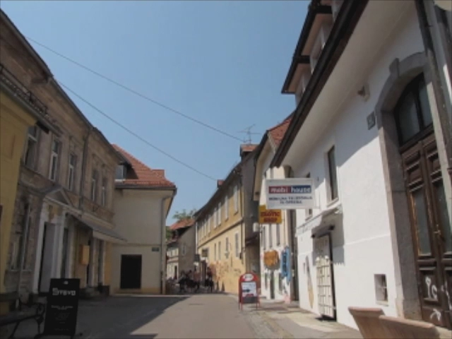 Video - Ljubljana cruising