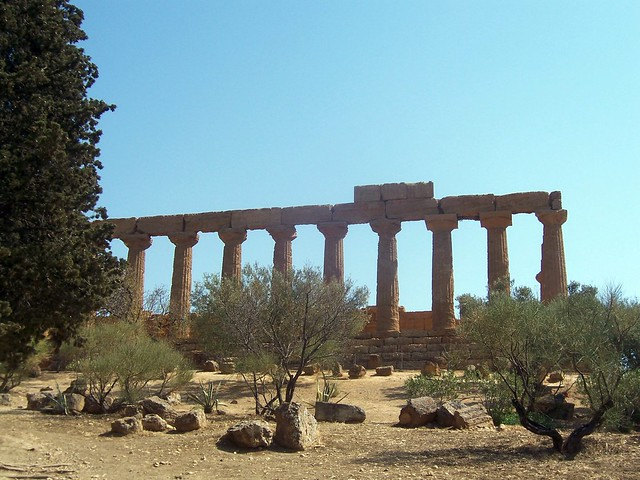 Temple of Juno Lacinia