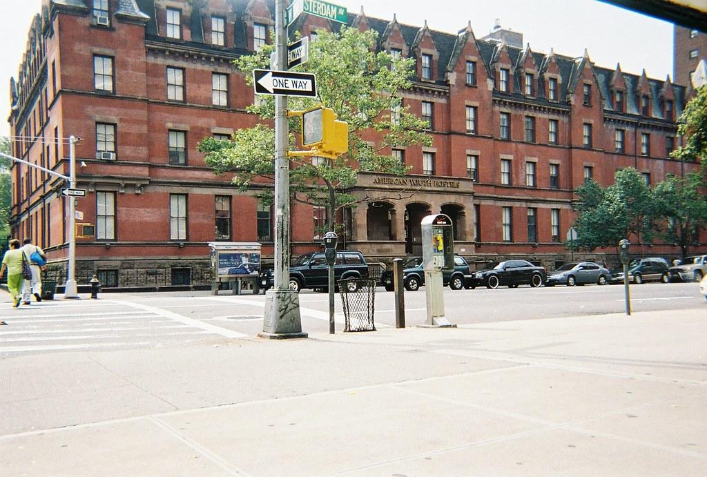 Youth Hostel International 891 Amsterdam Avenue